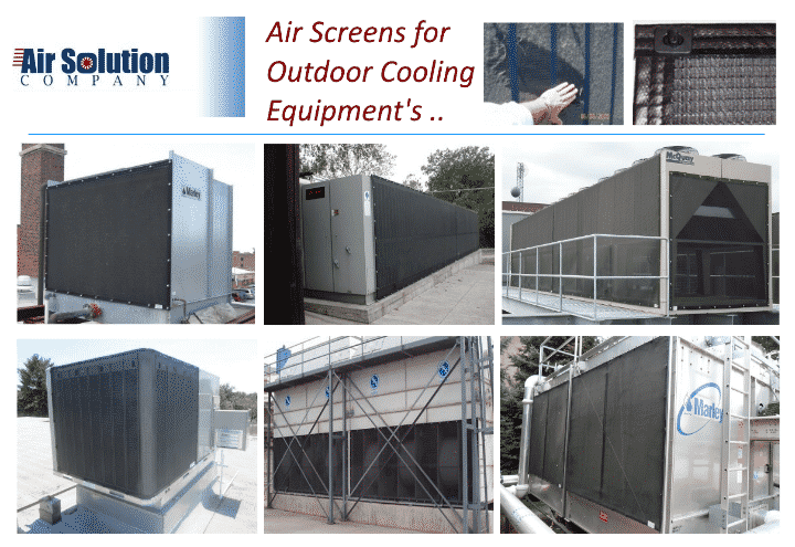 Air Screens Protection