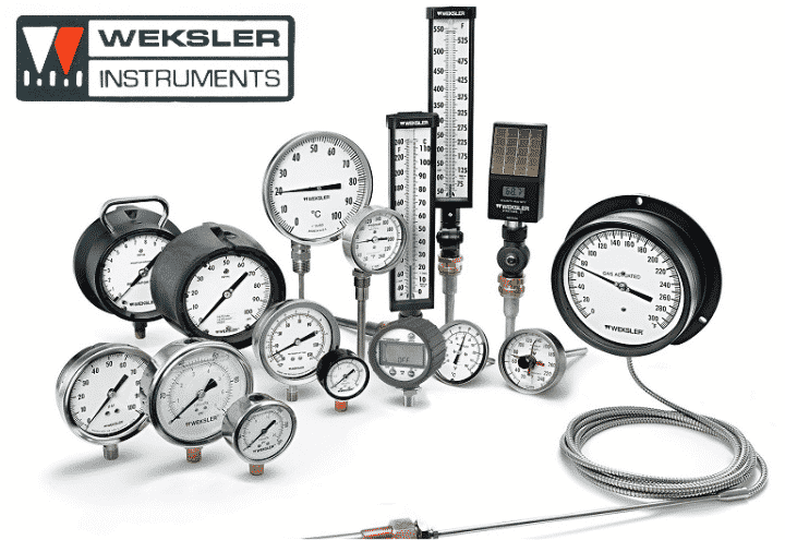 Pressure Gages & Thermometers
