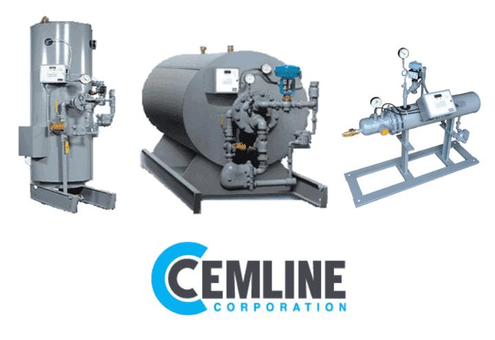 Water Heaters & Steam Generators